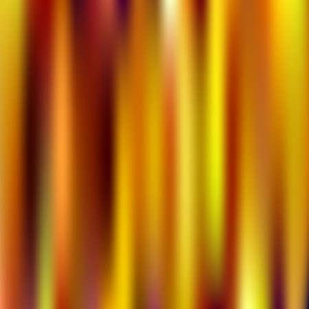 Golden bright background gradient mesh vector. Illustration