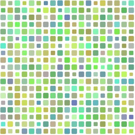 gloss: Colored mosaic.