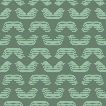 Seamless abstract vintage art pattern Stock Vector - 92727451
