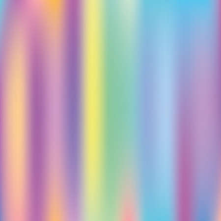 Light rainbow mesh vector background Illustration