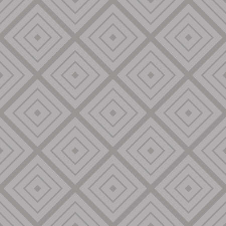 Simple gray background with rombs Vectores