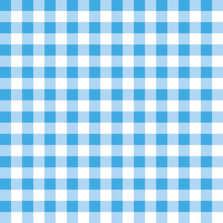 Squares textile seamless pattern blue colors