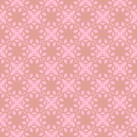 Seamless abstract vintage light pink pattern. Vector illustration Illustration