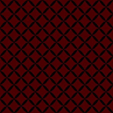 Seamless abstract grid black pattern Иллюстрация