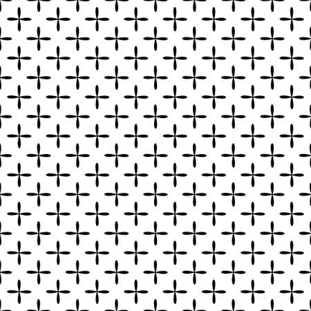 Art abstract geometric light white black pattern. Vector illustration
