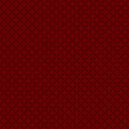 Seamless art abstract vintage dark red pattern. Vector illustration