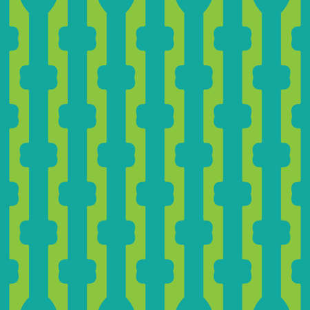 Seamless abstract green vertical lines pattern. Vector illustration