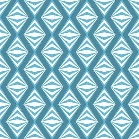 Art abstract geometric light white blue pattern. Vector illustration