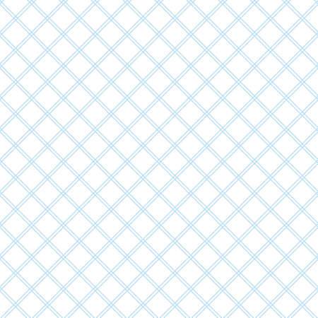 Seamless art background of white diagonal mosaic