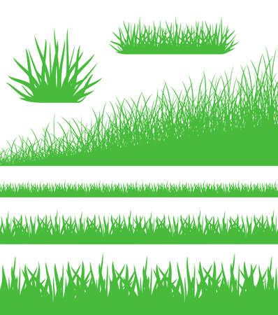 Grass  イラスト・ベクター素材