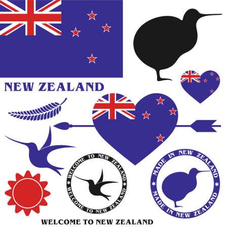bandera de nueva zelanda: Nueva Zelanda