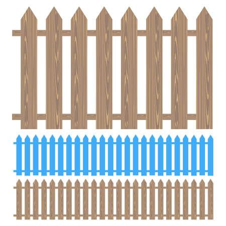 Fence Illustration