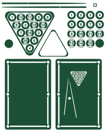 pool game: Pool Game  Set