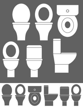 toilet seat: Toilet Bowl