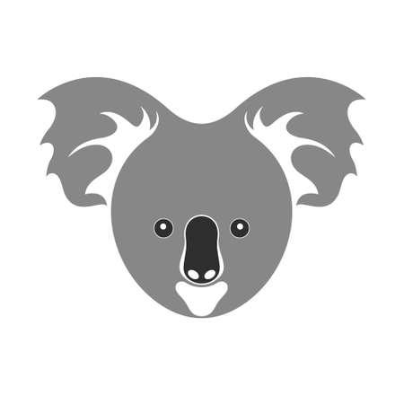 australian culture: Koala illustration