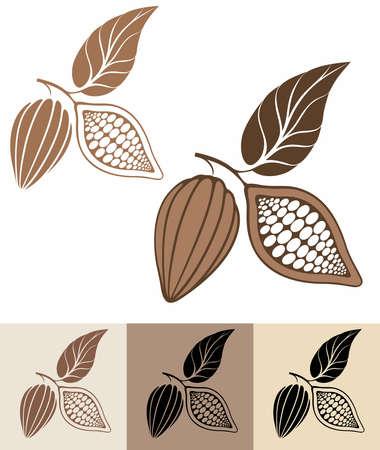 Símbolo de cacao