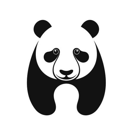 cartoon panda: Panda