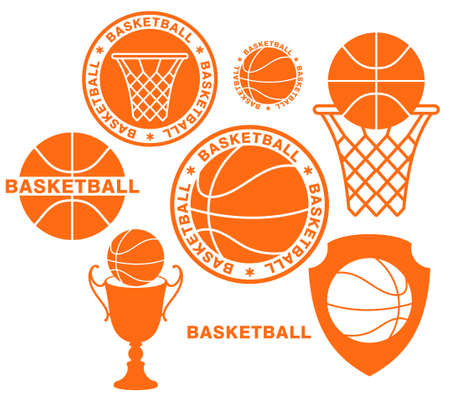 symbol sport: Basketball