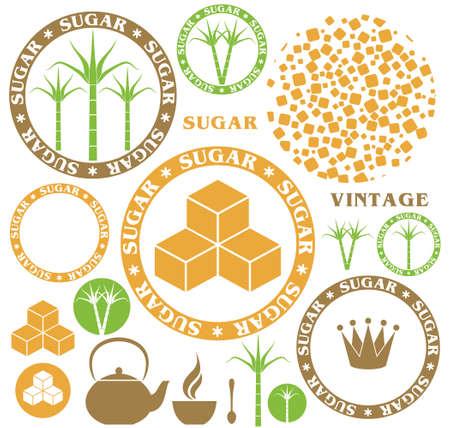sugar cube: Sugar icon