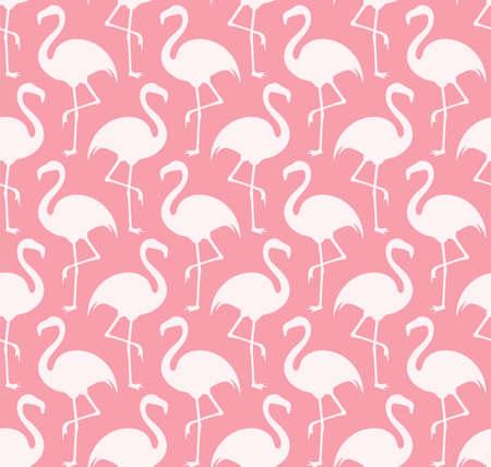 Flamingo 일러스트
