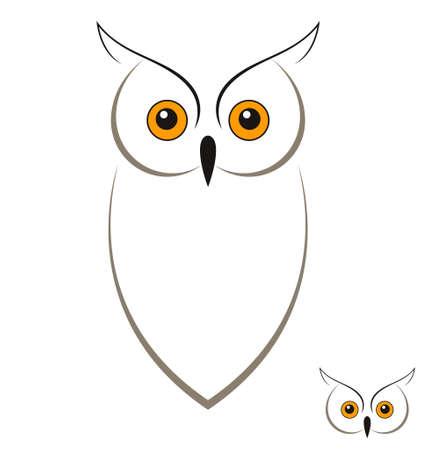 Owl Иллюстрация