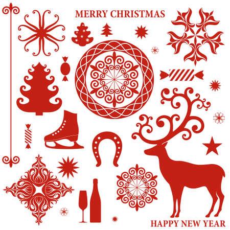 christmas decoration: Christmas collection