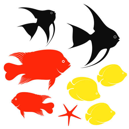 butterflyfish: Fish icon