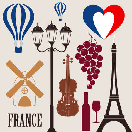 french culture: France Illustration