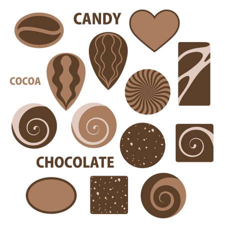 chocolate truffle: Chocolate