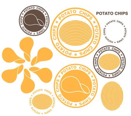 3,515 Potato Chips Stock Illustrations, Cliparts And Royalty Free ...