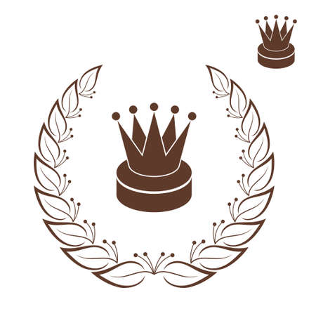 crown logo: Ice Hockey