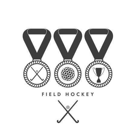 hockey stick: Field hockey