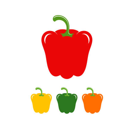 red pepper: Bell Pepper
