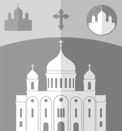 saviour: Cathedral of Christ the Saviour in Russia
