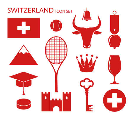 1,596 Culture Of Switzerland Stock Vector Illustration And Royalty ...