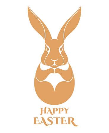 liebre: Felices Pascuas. liebre