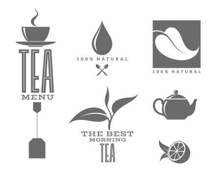 tea cup: Tea. Set