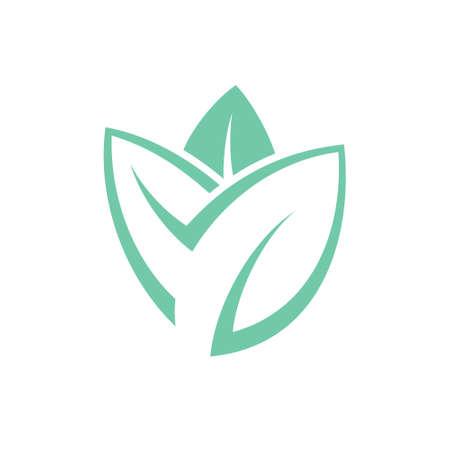 Leaf. Mint