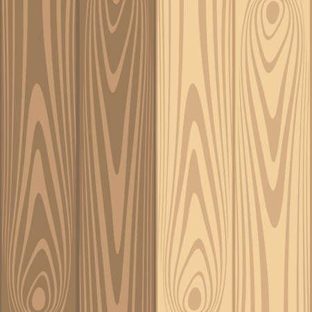 木材。木製のベクトルの背景