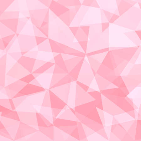 scrunch: Pink  background Illustration