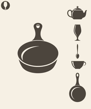 kitchen utensil: Kitchen utensil Illustration
