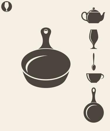 Kitchen utensil Illustration
