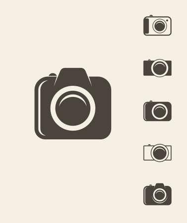 camera symbol: Camera  Vector illustration