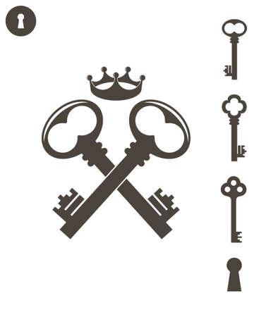 old key: Key. Set