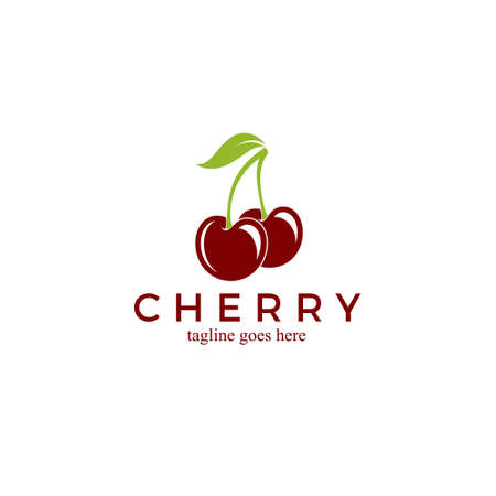 Cherry juice logo