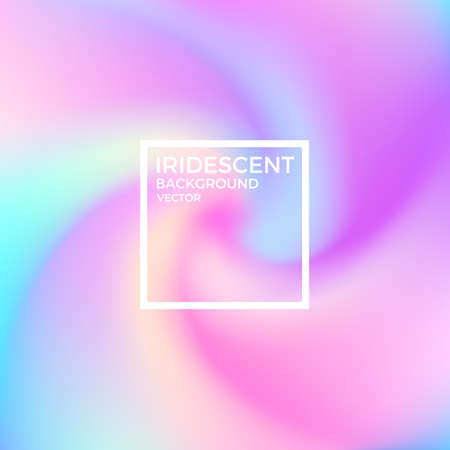Blurred motion background. Iridescent background