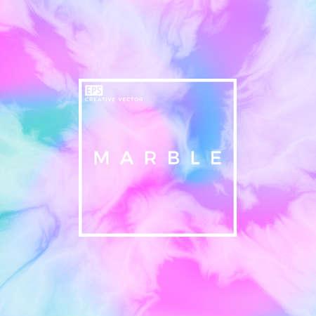 Iridescent Liquid marble