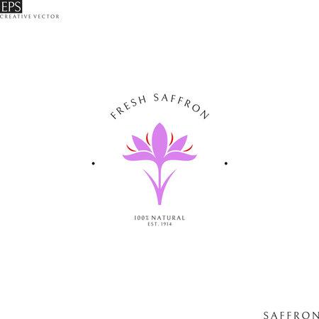 Saffron Logo