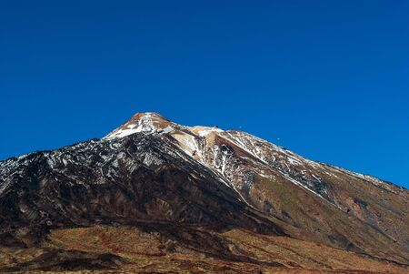 Highest Mountain of Spain Teide Tenerife