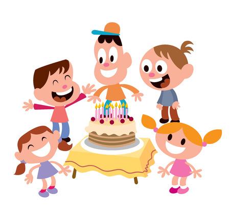 kids birthday party: Kids birthday party